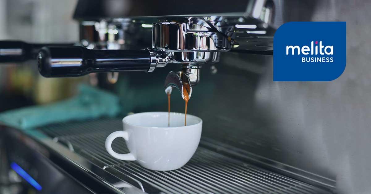 Here Come Smart Coffee Machines